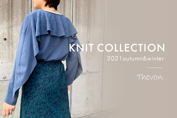 Thevon KNIT COLLECTION!