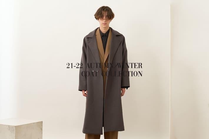 Lui's 21-22 AUTUMN/WINTER COAT COLLECTION Lui's