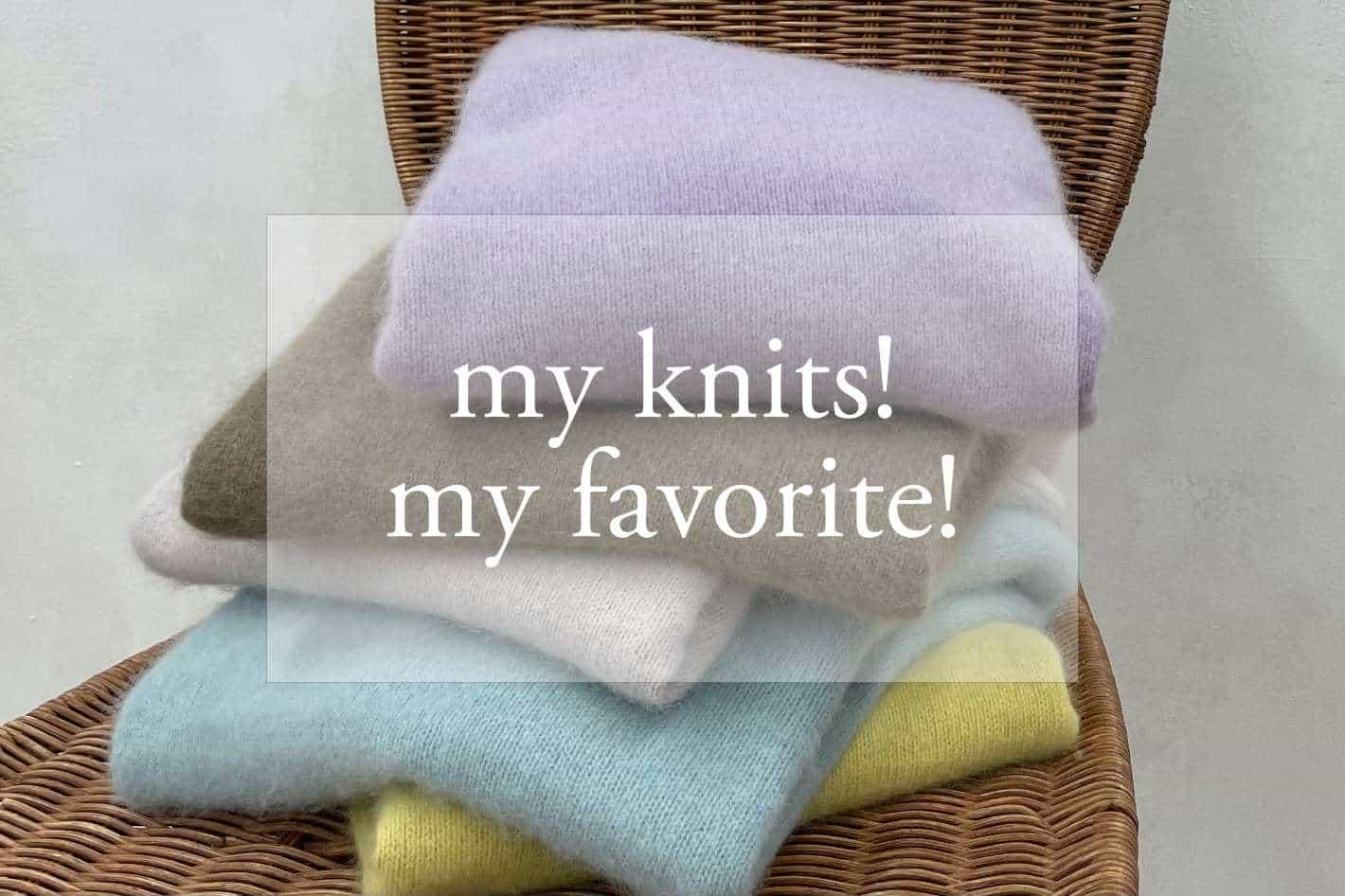 Jena espace merveilleux Knit Collection