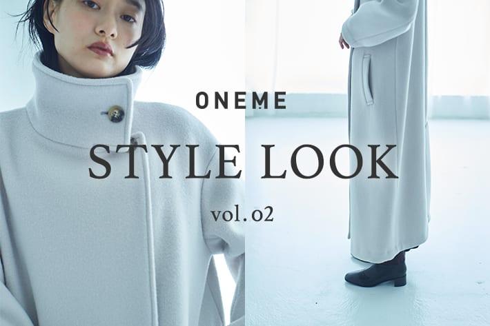 Kastane 【 ONEME 】STYLE LOOK vol.2