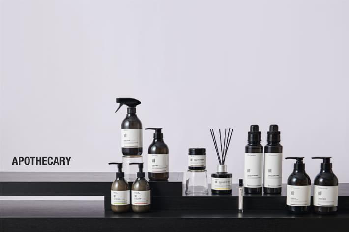 COLONY 2139 【APOTHECARY】香りの特徴・商品ラインナップ・スタッフレビューなど気になるポイントを解説。