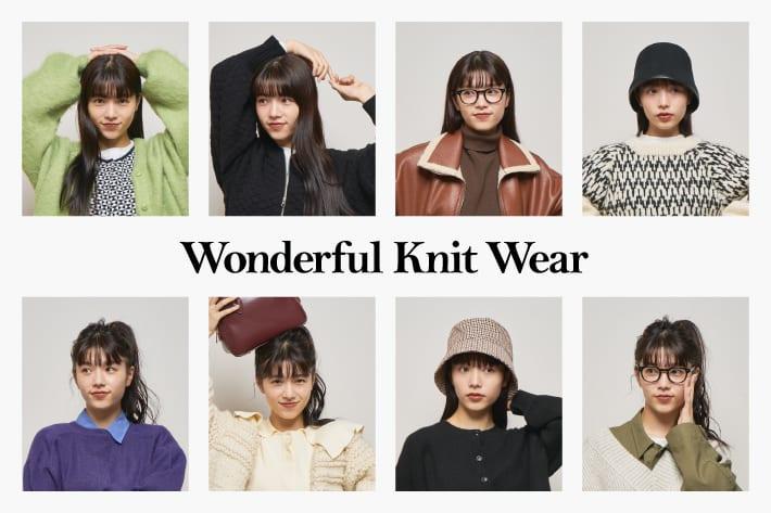 CIAOPANIC Wonderful Knit Wear