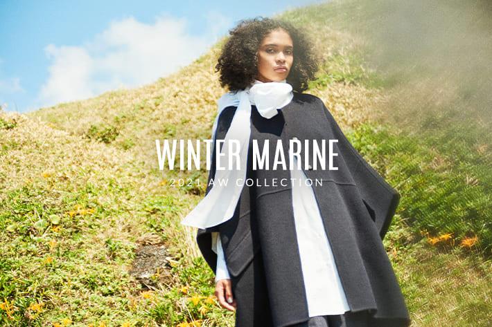 Whim Gazette 【Winter Marine】2021 AW COLLECTION