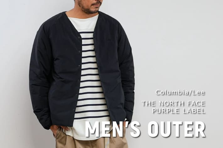 CIAOPANIC TYPY 【MENS】OUTER collection