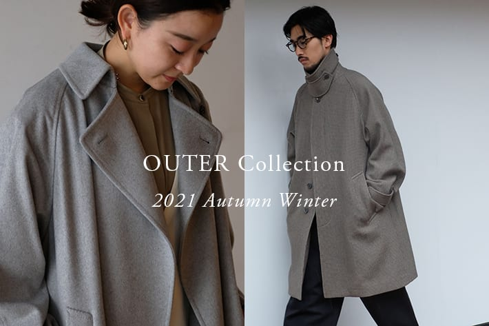 BLOOM&BRANCH OUTER Collection