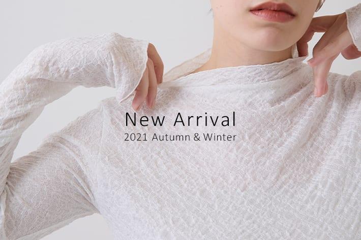 Whim Gazette 【New Arrival】新作ラインナップ!