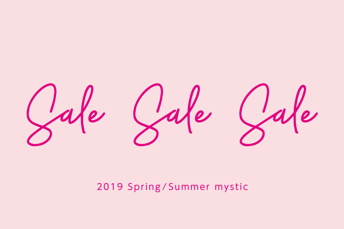 mystic 2019 SUMMER SALE
