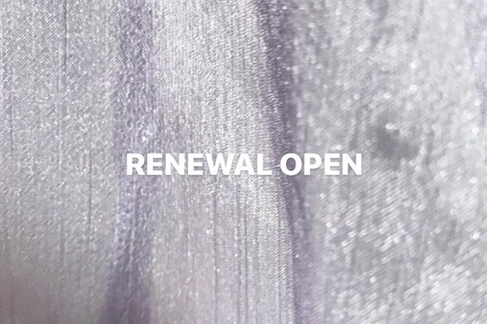 """mystic """"RENEWAL OPEN"""""""