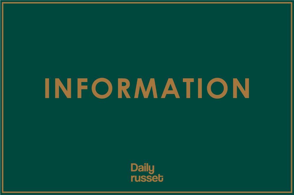 Daily russet 新型コロナウイルスの影響による店舗の営業時間変更及び営業店舗での感染予防の取り組みについて