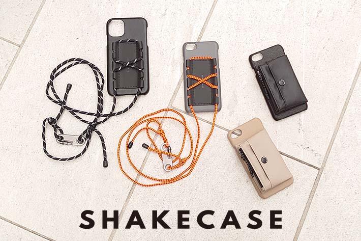 COLLAGE GALLARDAGALANTE <POP UP>スマホケースブランド SHAKE CASEが登場!