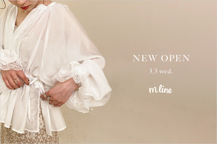 mystic 【mline】―NEW OPEN―