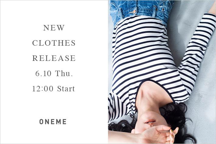 Kastane ONEMEブランドの「服」オンライン販売のお知らせ