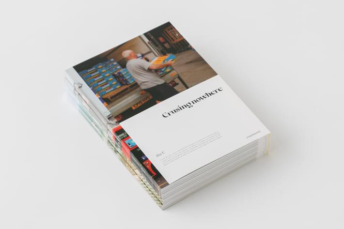 CIAOPANIC 【the C】CIAOPANIC 21Autumn/Winter magazine