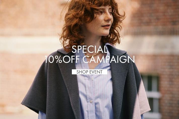 COLLAGE GALLARDAGALANTE 【店舗限定】10%OFFキャンペーン開催!