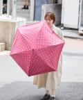 Daily russet(デイリー ラシット) 【超撥水・遮光率99.9%】折り畳み傘