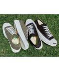 Lui's(ルイス) 【JACK PURCELL® CANVAS】 BLACK メンズ