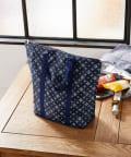 Daily russet(デイリー ラシット) 【人気アイテム】保冷ポケッタブルエコバッグ