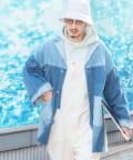 CIAOPANIC TYPY(チャオパニックティピー) 〈21SS〉【etsinta/エシンタ】デニムリメイクジャケット