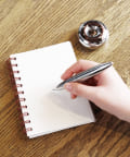 3COINS(スリーコインズ) 【ASOKO】丸スタンド付きボールペン