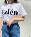 mona Belinda(モナ ベリンダ) 【在庫限り!】EdenフロッキーT