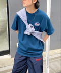 WHO'S WHO gallery(フーズフーギャラリー) COOPER FACT TEE