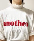 3COINS(スリーコインズ) 【ASOKO】<コーディネートのワンポイントに>ハイネックつけ襟