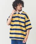 CPCM(シーピーシーエム) 【U.S. POLO ASSN.】半袖ラガーシャツ