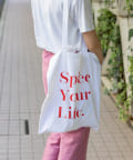 Kastane(カスタネ) 【Spice Your Life】 エコバック