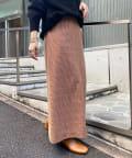 SHENERY(シーナリー) TRチェックタイトマキシスカート