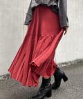 mona Belinda(モナ ベリンダ) 《WEB限定》ランダムプリーツスカート