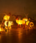 BIRTHDAY BAR(バースデイバー) 【LUMO ルーモ】 Animal Garland アニマルガーランド