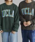 CPCM(シーピーシーエム) 【UCLA】リバーシブルビッグスウェット