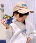CIAOPANIC TYPY(チャオパニックティピー) 【KIDS】SPAM 裏起毛プルオーバー