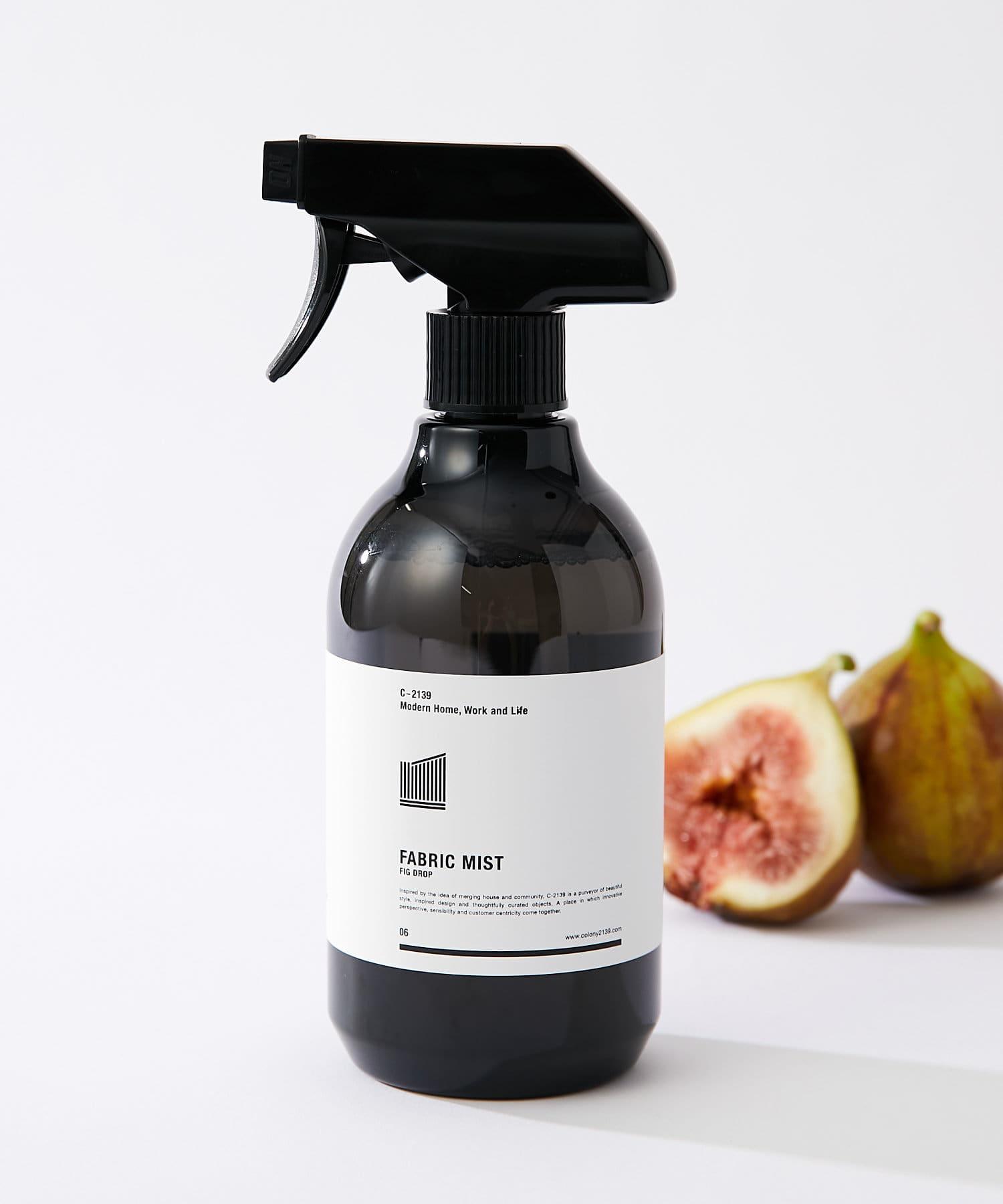 COLONY 2139(コロニー トゥーワンスリーナイン) ライフスタイル ファブリックミスト(フィグドロップの香り) ブラック