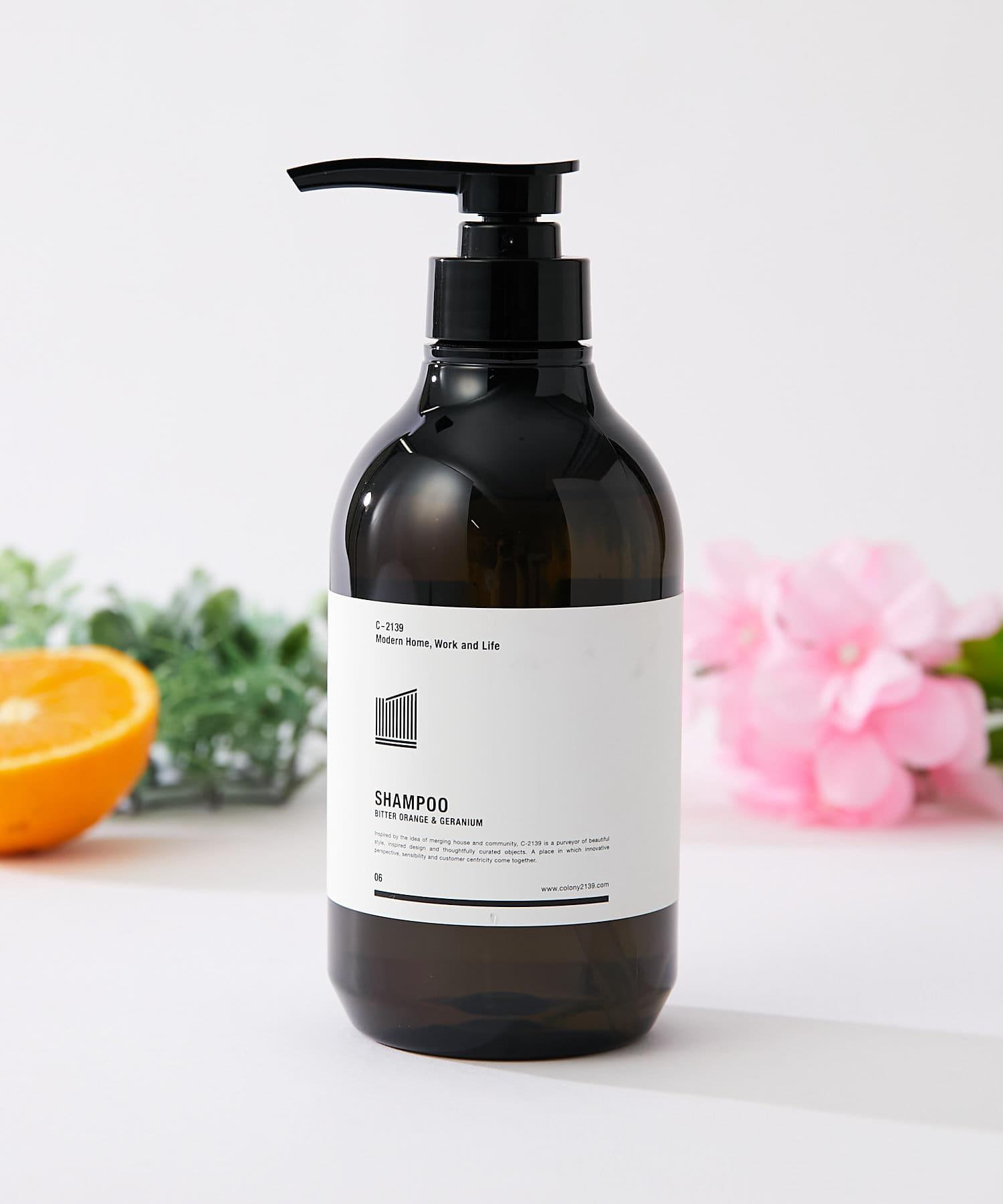 COLONY 2139(コロニー トゥーワンスリーナイン) ライフスタイル シャンプー(ビターオレンジ&ゼラニウムの香り) ブラック