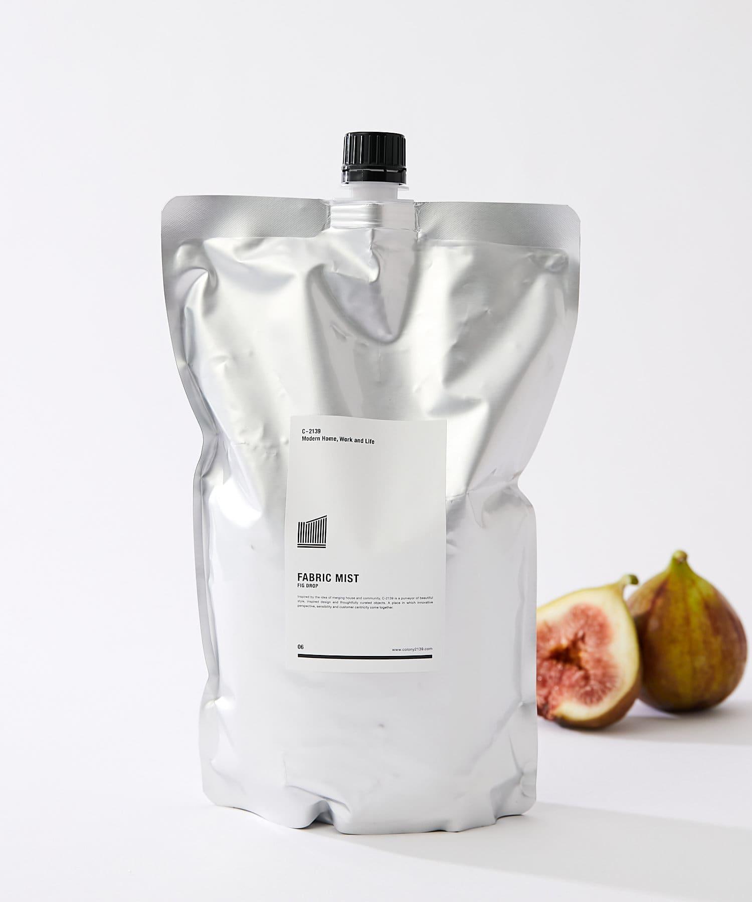 COLONY 2139(コロニー トゥーワンスリーナイン) COLONY 2139(コロニー トゥーワンスリーナイン) ファブリックミスト詰替用(フィグドロップの香り) シルバー