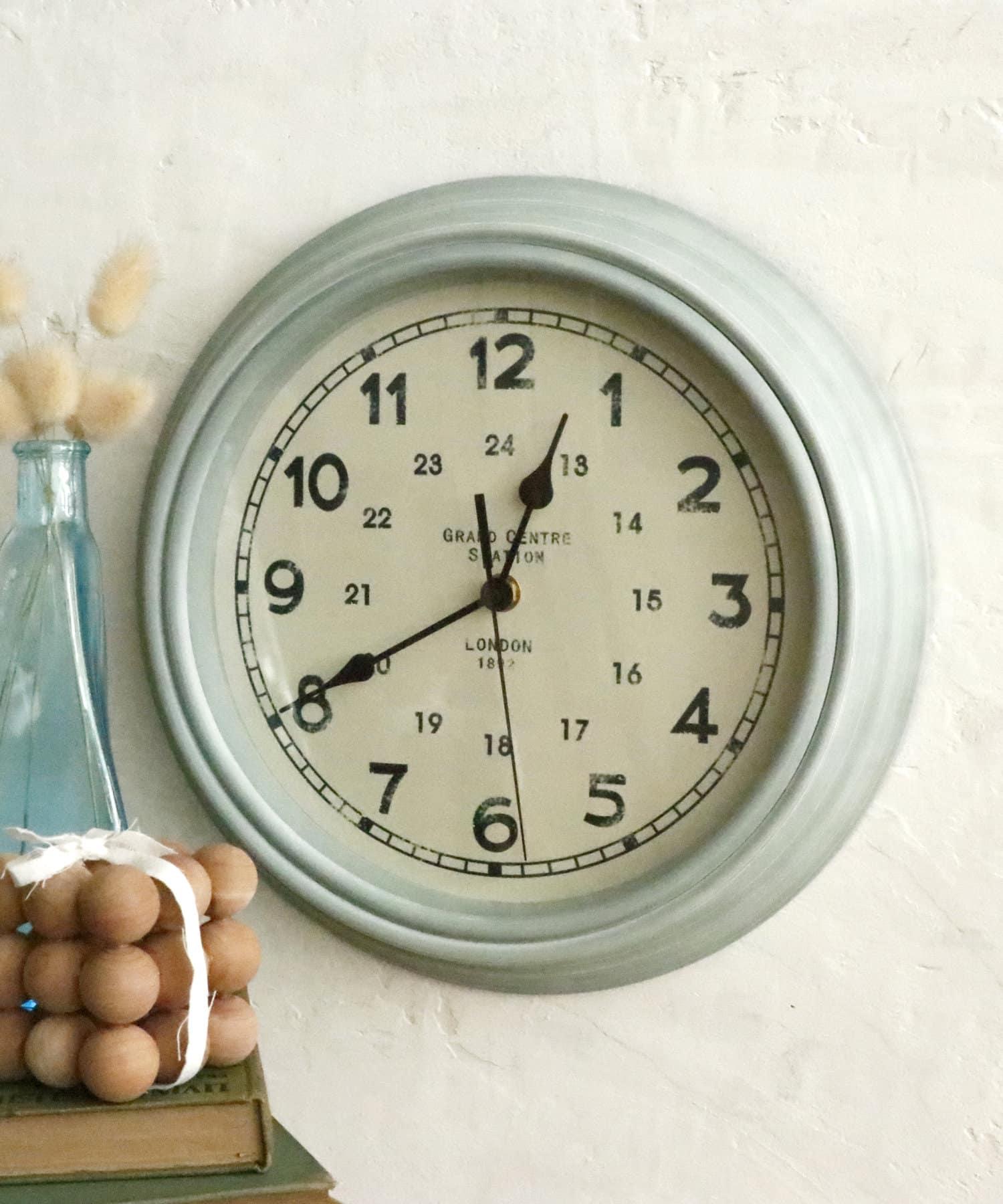 salut!(サリュ) ライフスタイル 【salut!で大人気の壁掛け時計】ヌーヴェルウォールクロック その他