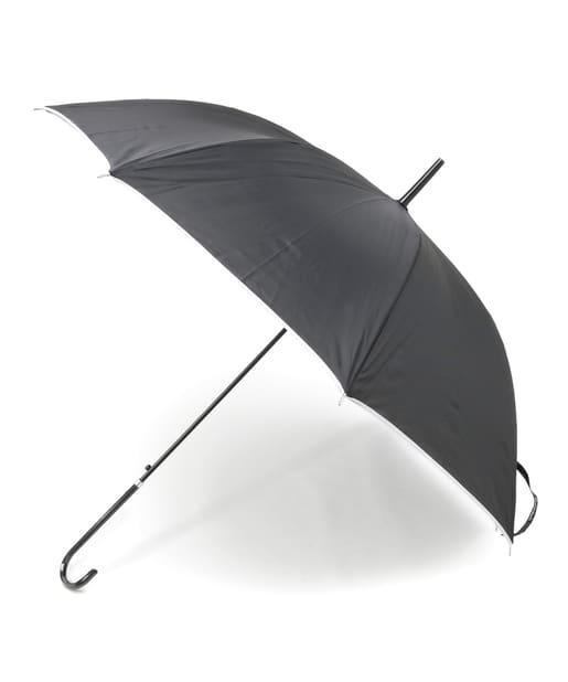 COLONY 2139(コロニー トゥーワンスリーナイン) ライフスタイル 無地パイピング傘 ブラック