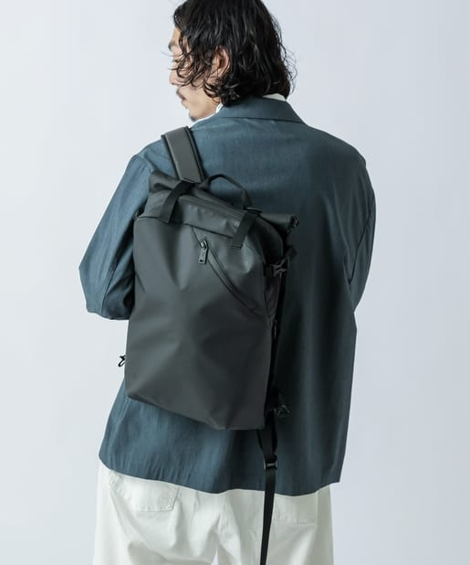 Lui's(ルイス) メンズ 【CIE×Lui's/シー×ルイス】 VARIOUS BACK PACK ブラック