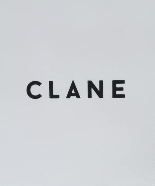 Lui's(ルイス) 【CLANE/クラネ】 3POCKET TOTE BAG