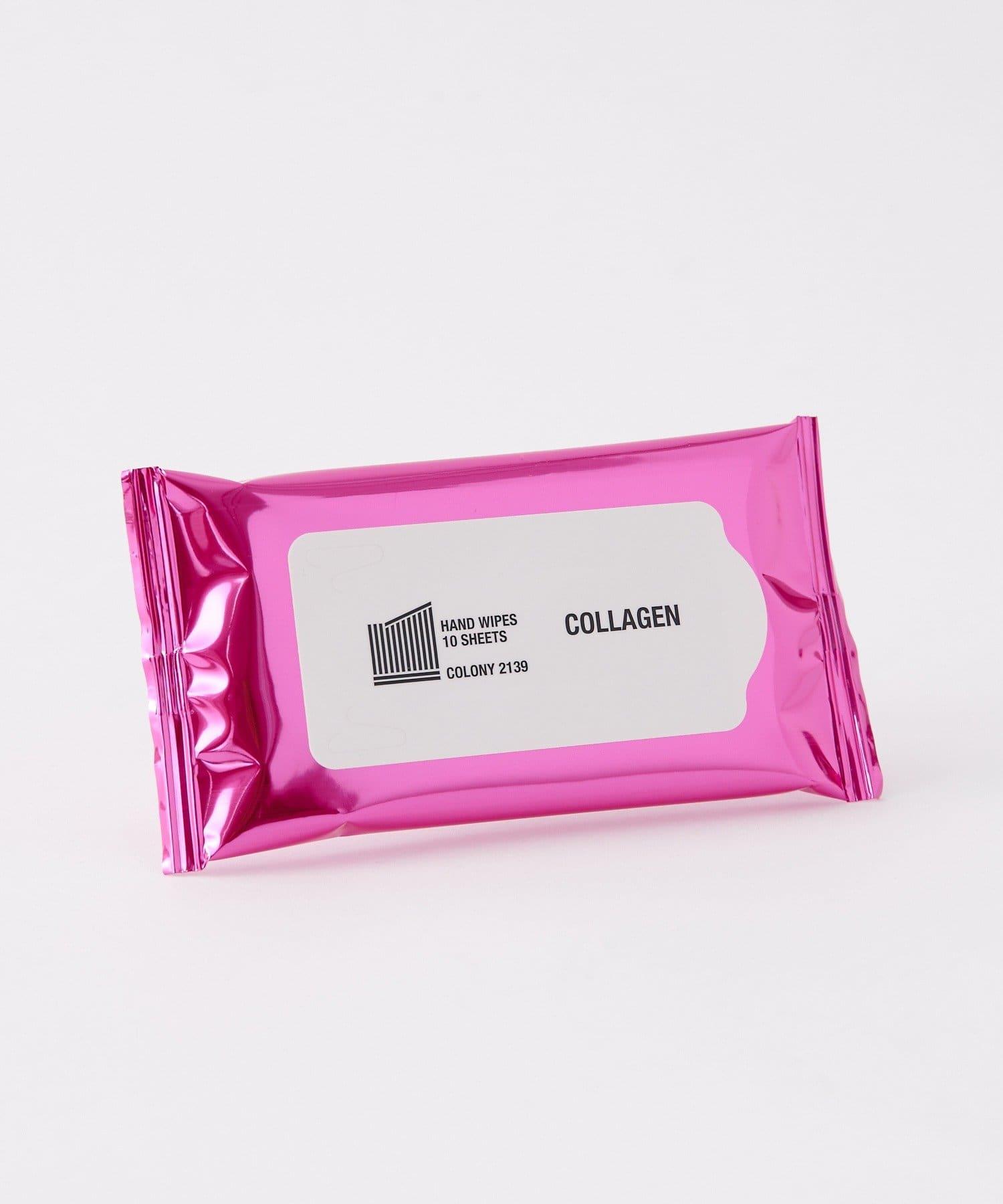 COLONY 2139(コロニー トゥーワンスリーナイン) ライフスタイル コラーゲン配合ウェットティッシュ カラーなし