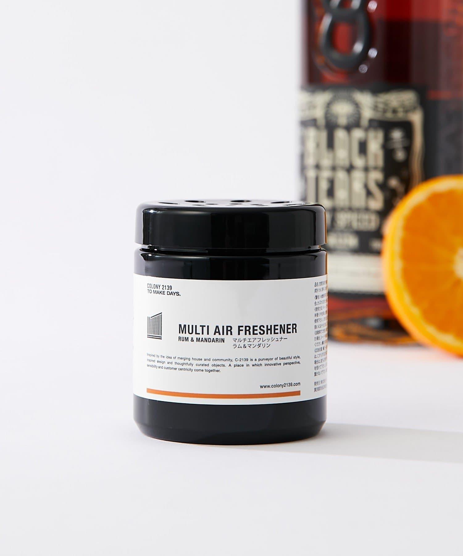 COLONY 2139(コロニー トゥーワンスリーナイン) ライフスタイル マルチエアーフレッシュナー オレンジ