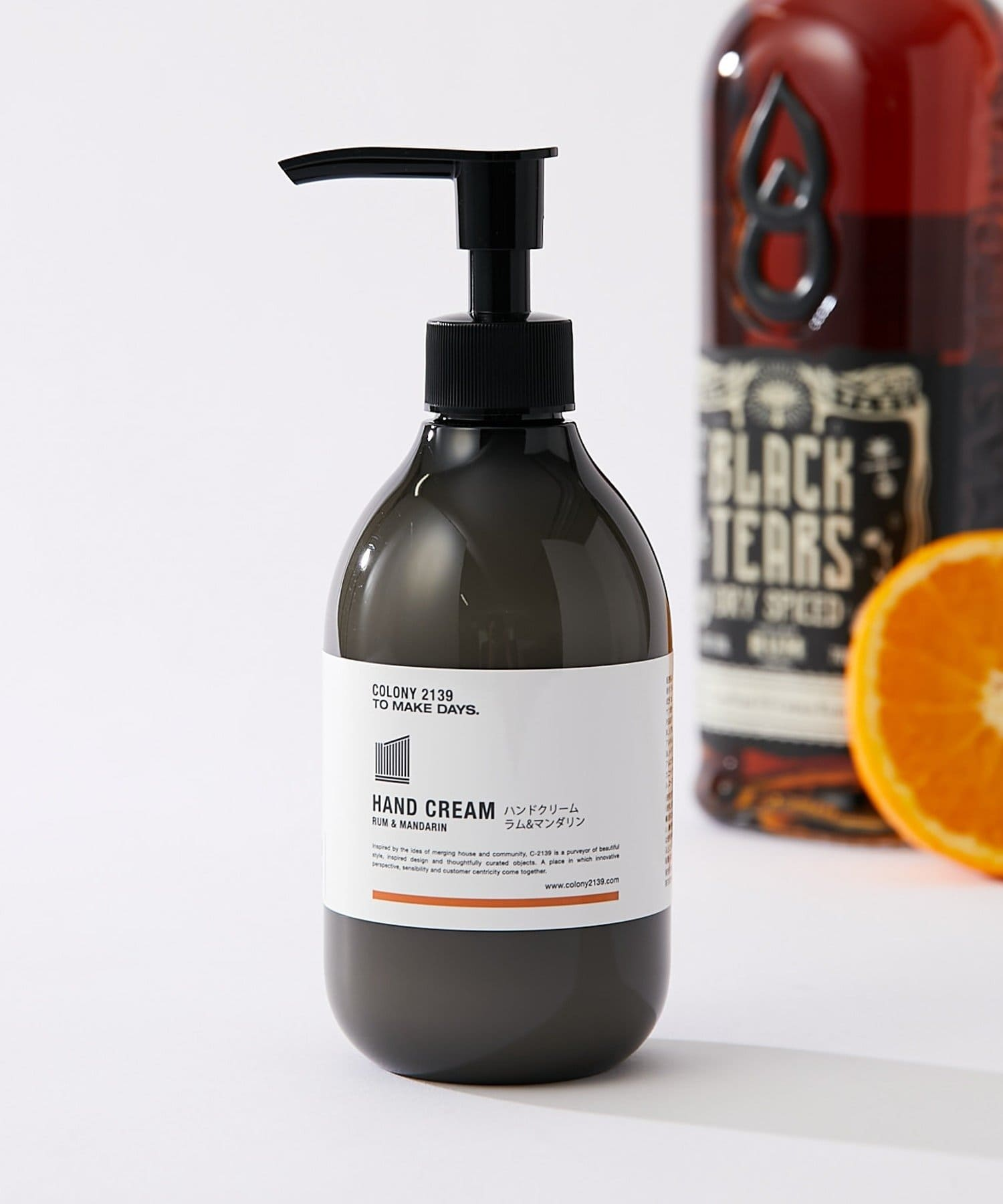 COLONY 2139(コロニー トゥーワンスリーナイン) ライフスタイル ハンドクリーム オレンジ