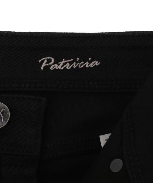 OUVRAGE CLASSE(ウヴラージュクラス) 【YANUK】PATRICIA/パトリシア スキニーフィットパンツ ブラック