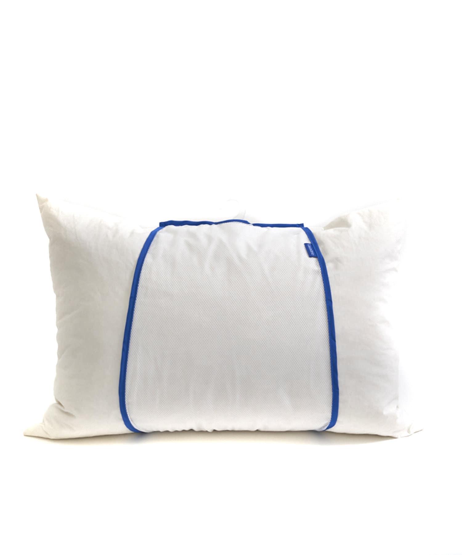3COINS(スリーコインズ) 3COINS(スリーコインズ) 【ランドリーの定番アイテム】ランドリーネット枕干し2枚セット ホワイト