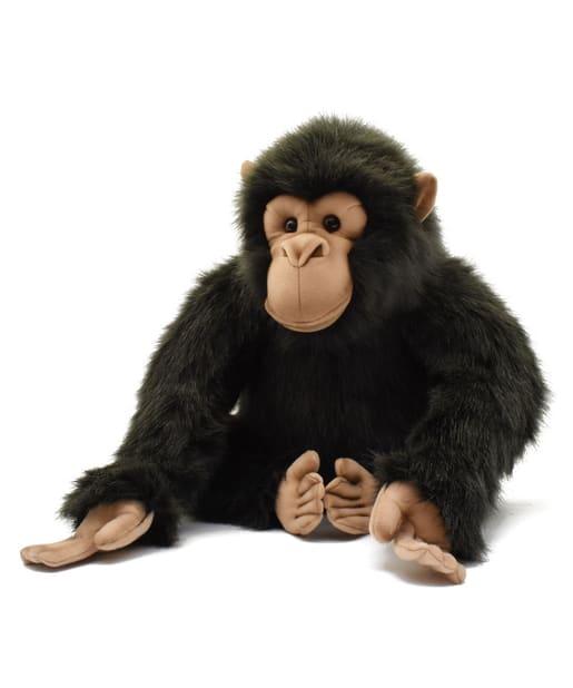 BONbazaar(ボンバザール) ライフスタイル 《ぬいぐるみ》【HANSA】チンパンジー カラーなし