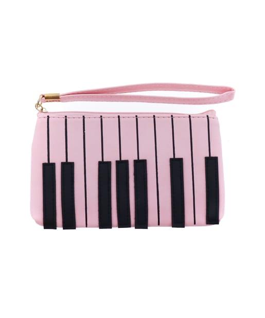 ASOKO(アソコ) レディース ピアノポーチ ピンク