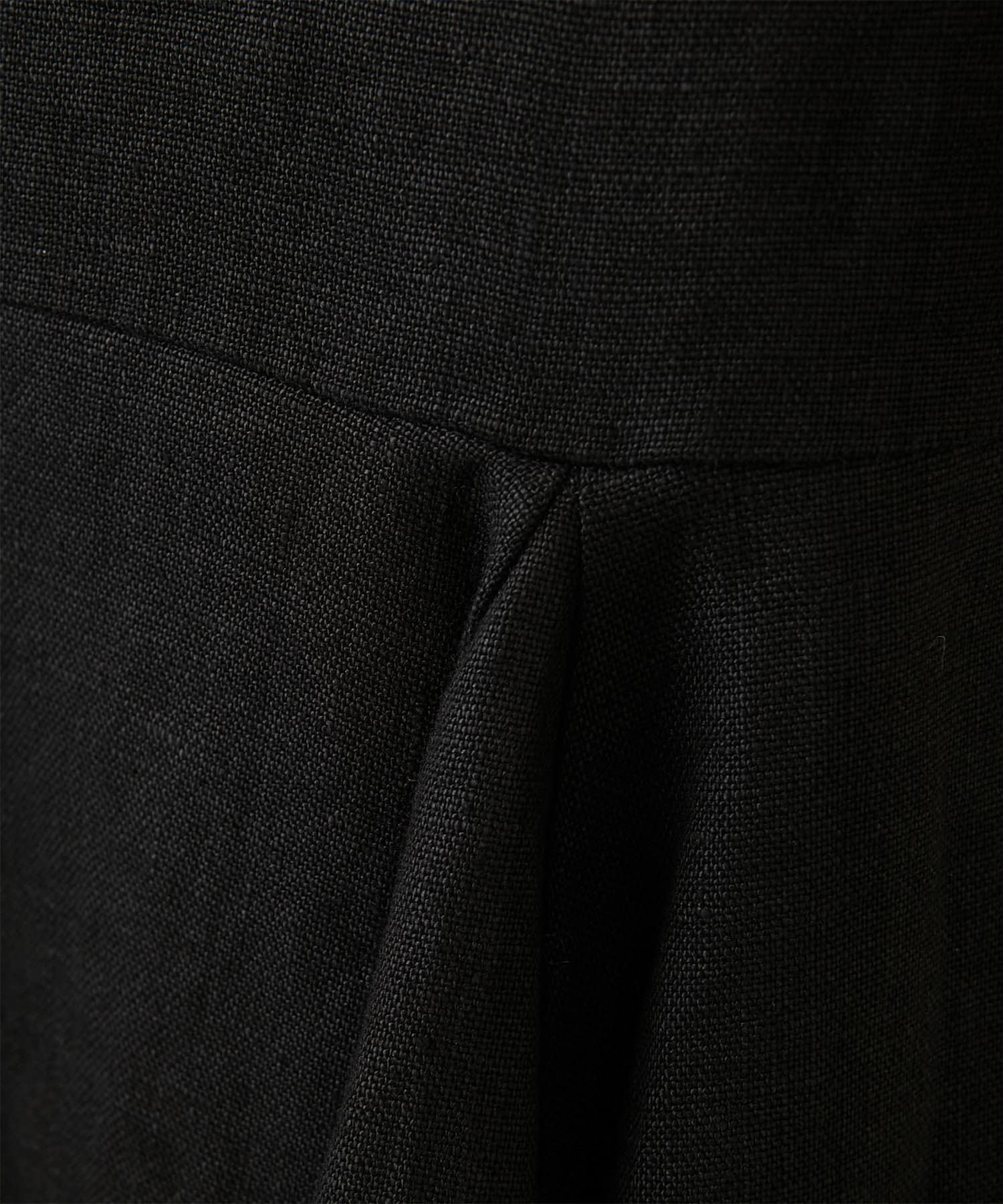 GALLARDAGALANTE(ガリャルダガランテ) 【CEPIE.】リネンヘムフレアースカート