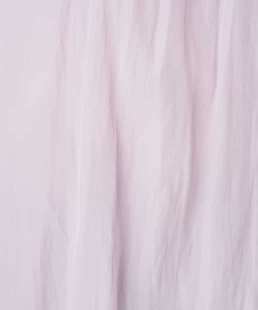 La boutique BonBon(ラブティックボンボン) 【手洗い可】割繊ギャザー2WAYブラウス