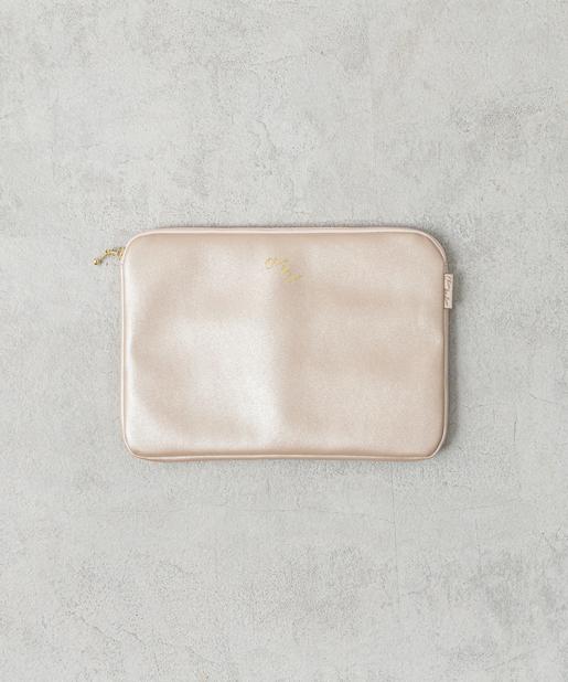 OLIVE des OLIVE(オリーブ デ オリーブ) レディース トキメキタブレットケース オフホワイト